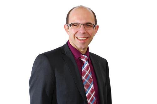 Christoph Amstad-Bucher, CVP Sarnen, bisher (Bild: PD)