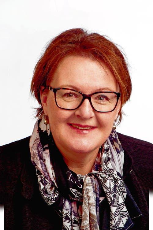 Beatrice Richard-Ruf, Stans, Gemeindepräsidentin/ Kauffrau, 1962, FDP, bisher. (Bild: PD)