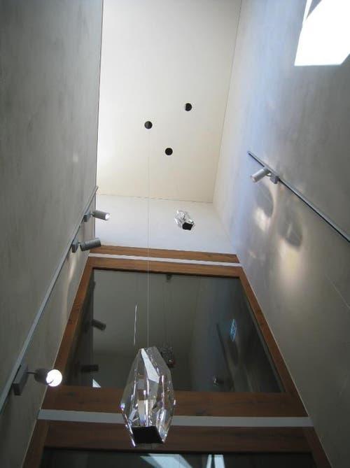 Kunstinstallation der Luzerner Künstlerin Stephanie Hess. (Bild: PD)