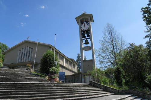 Wer an der Kirche vorbeikommt, ist schon zu weit gelaufen. (Bild: Stefanie Nopper / Luzernerzeitung.ch)