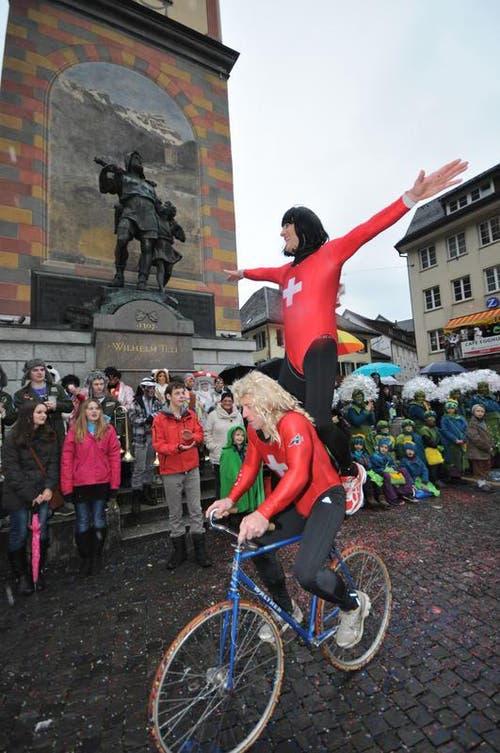 Bild: Urs Hanhart / Neue UZ