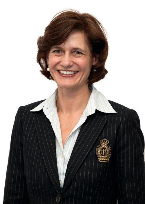 Monika Rüegger, SVP Engelberg, bisher (Bild: PD)