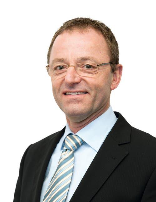 Hubert Schumacher, SVP Sarnen, bisher (Bild: PD)