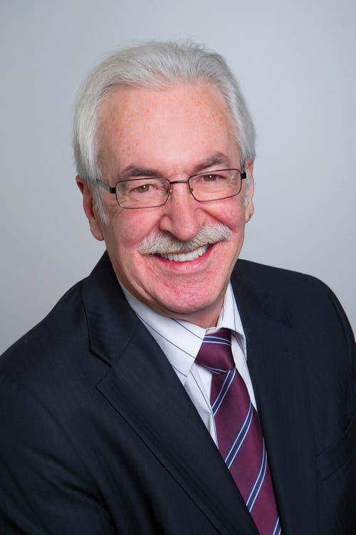 Hergiswil Gemeinderat: Walter Mösch, SVP, 62, neu. (Bild: pd)