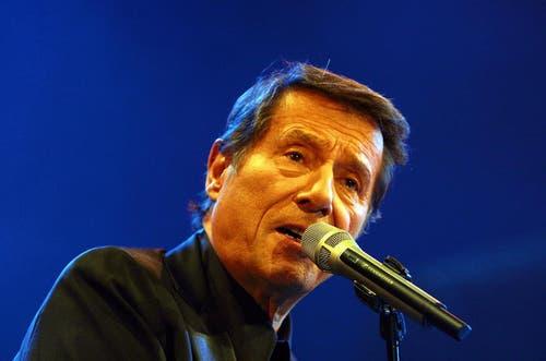 Am Schlusskonzert seiner 22. Tournee «Einfach ich» begeisterte Udo Jürgens 2009 rund 10'000 Fans im Zürcher Hallenstadion. (Bild: Archiv Neue LZ / André Häfliger)