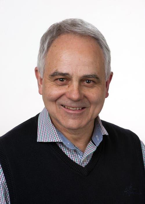 Norbert Rohrer, Stansstad, dipl. Biologe/Lehrer, CVP, neu. (Bild: pd)