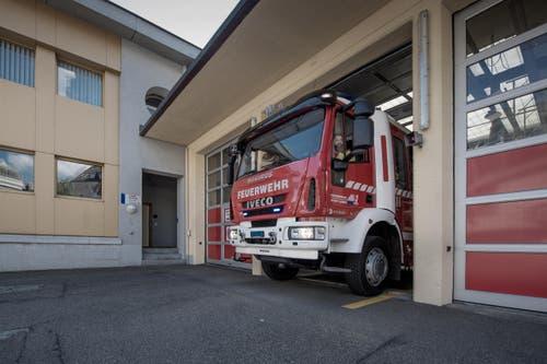 Einen Nachmittag lang sind wir mit der Berufsfeuerwehr der Stadt Luzern unterwegs. Im Januar dieses Jahres wurde sie als Ersatz für das Löschpikett der Luzerner Polizei eingeführt. (Bild: Pius Amrein (Neue LZ))