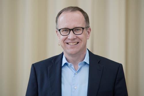 Martin Merki (FDP, bisher): «Die Salle Modulable ist eine Chance für die Stadt. Sie ist aber noch zu teuer.» (Bild: Pius Amrein / Neue LZ)