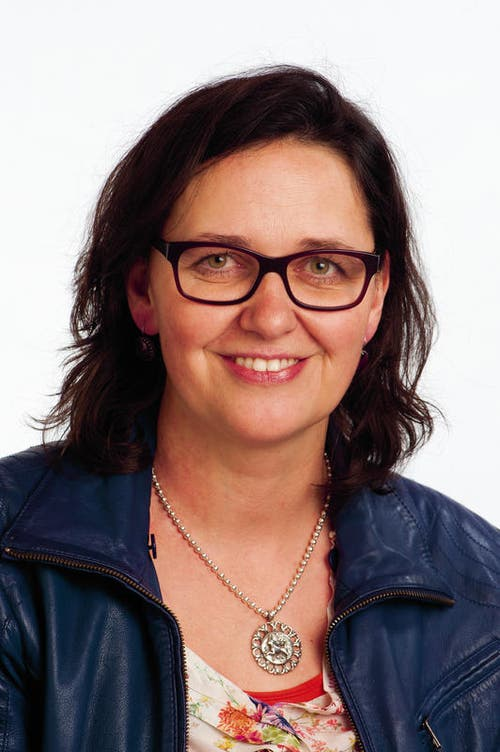 Irene Odermatt Eggerschwiler, Dallenwil, kaufm. Angestellte, FDP, neu. (Bild: pd)