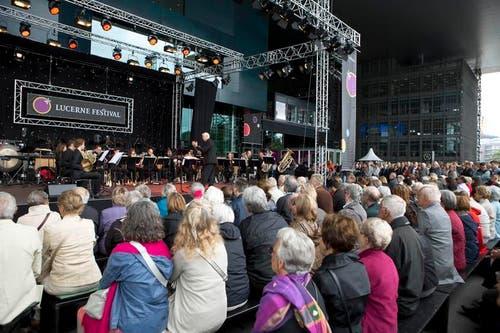 Bild: Lucerne Festival / Priska Ketterer
