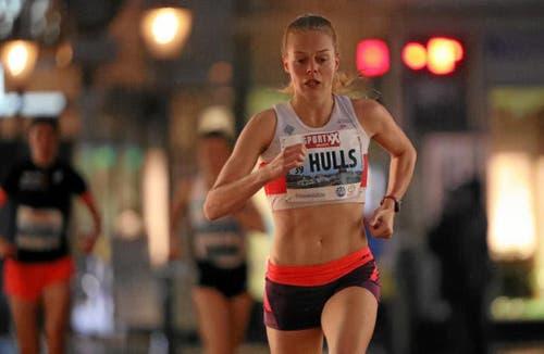 Die Zweitplatzierte Kate Hull. (Bild: swiss-image.ch/Photo Andy Mettler)