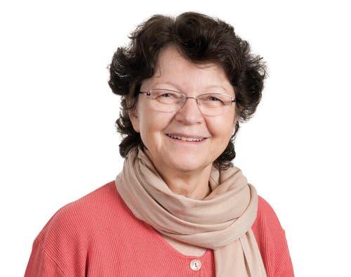 Eva Morger, SP Sachseln, bisher (Bild: PD)