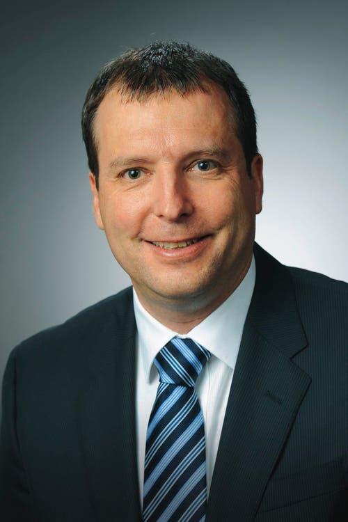 Hergiswil Gemeinderat: Marcel Grimm, FDP, 49, bisher. (Bild: pd)
