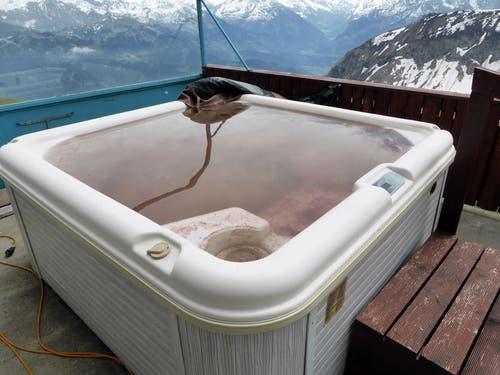 Badewelt in der Panoramawelt. (Bild: Markus von Rotz / Neue OZ)