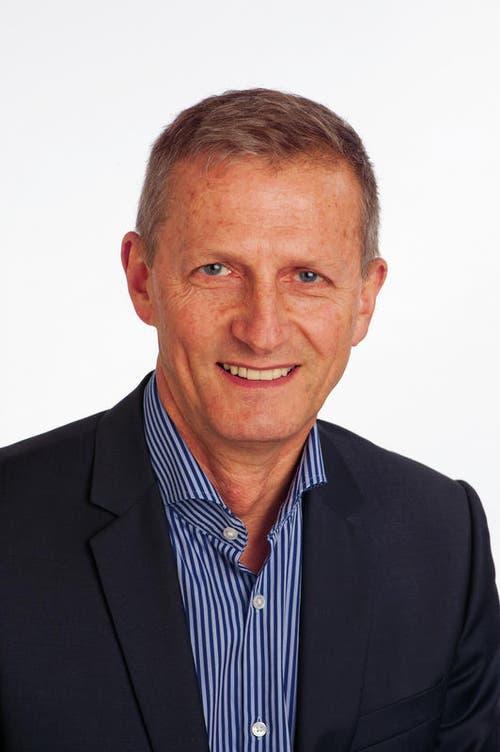 Rudolf Waser, Stansstad, eidg. dipl. Finanzplanungsexperte, 1958, FDP, bisher. (Bild: PD)