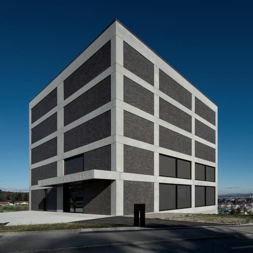 Das Gebäude steht im Stadtteil Littau. (Bild: Pius Amrein (Neue LZ))