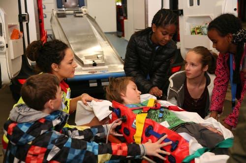 Luzerner Kantonsspital: Blick hinter die Kulissen des Spitalalltags (Bild: Beat Epp)