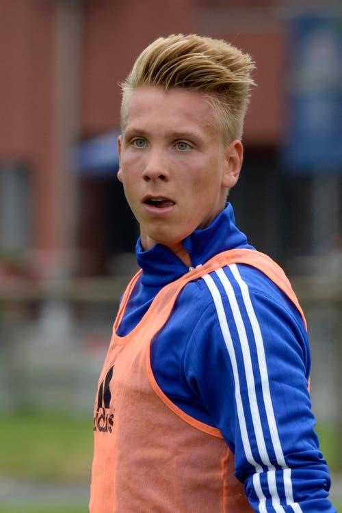 ... und soll Alain Wiss ersetzen, der zum FC St. Gallen wechselte. (Bild: Keystone / Urs Flüeler)