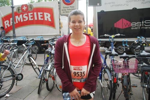 Tatjana Wey aus Schenkon (Bild: Swiss-Image)