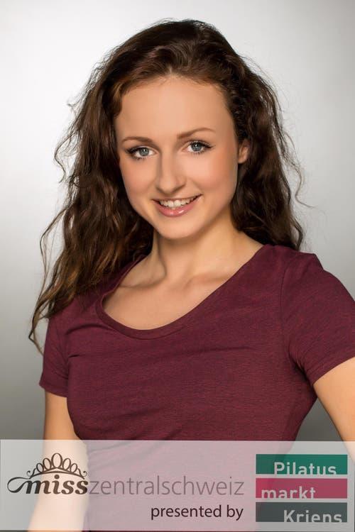 Marion Duss (20) aus Luzern, Tanzstudentin (Bild: PD / Oliver Gutfleisch)