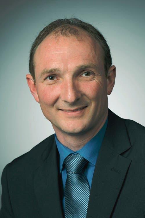 Hergiswil Gemeinderat: Renato Durrer, FDP, 44, bisher. (Bild: pd)