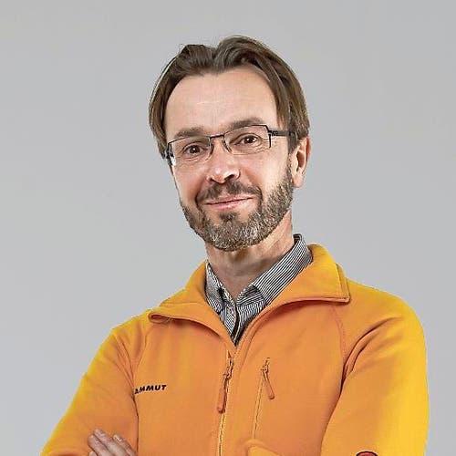 Stans Gemeinderat: Lukas Arnold, Grüne, 48, neu. (Bild: pd)