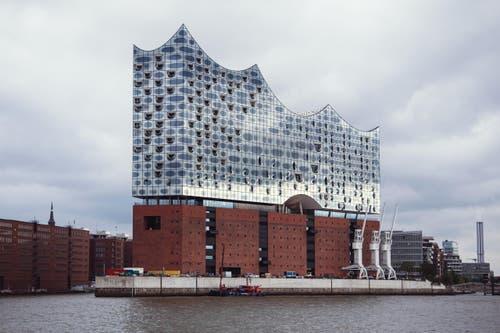 Elbphilharmonie Hamburg (Bild: Sophie Wolter)