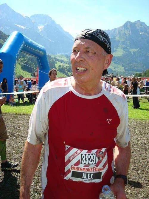 Alex Christen aus Alpnach (Bild: PD)