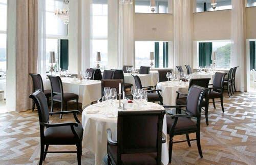 Restaurant (Bild: Château Gütsch Immobilien AG)