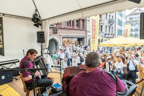 Am Luzerner Fest sollen alle Musikrichtungen ihren Platz haben. (Bild: pd)