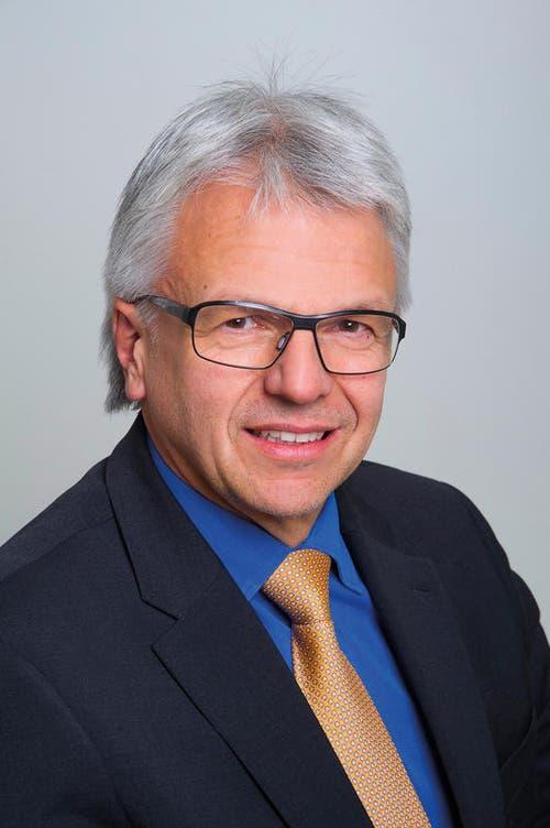 Urs Müller, Emmetten, Airport-Manager, 1962, SVP, bisher. (Bild: PD)