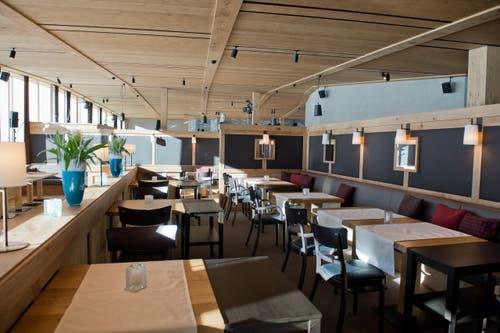 Restaurant (Bild: Dominik Wunderli)