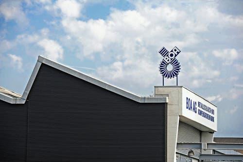 27. Semptember 2013: Schocknachricht: Der deutsche Industriekonzern Boa setzt am Werk in Rothenburg zum Kahlschlag an. Von den 168 Stellen sollen 155 abgebaut werden. Als Grund nannte das Unternehmen die Verluste des Produktionswerks. (Bild: Nadia Schärli / Neue LZ)