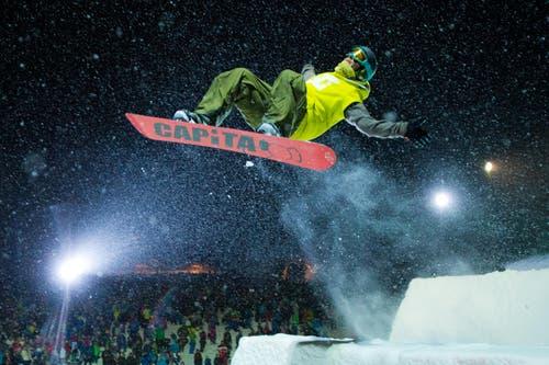 5. Freestyle Event in Sörenberg (Bild: Dominik Wunderli / Neue LZ)
