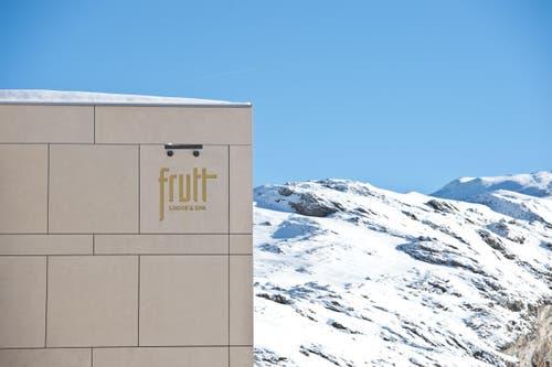 Aussenansicht des neuen Hotels (Bild: Dominik Wunderli)