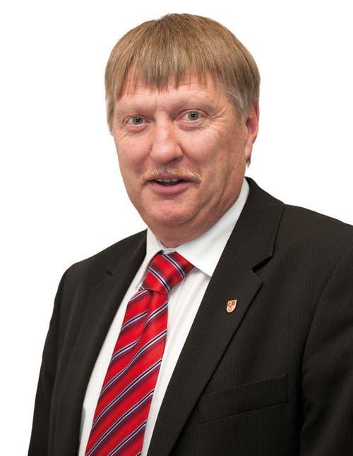 Willy Fallegger, SVP Alpnach, bisher (Bild: PD)