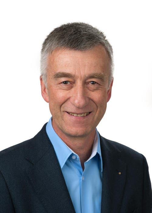 Josef Bucher, Buochs, dipl. Ing. HTL/NDS, CVP, neu. (Bild: pd)