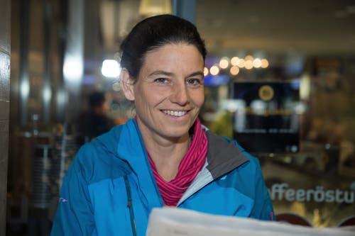 Sabine Häfliger (47), Ebersecken: «Mit dem neuen Layout hebt sich die deutlicher von den Gratiszeitungen ab». (Bild: Nadia Schärli / Neue LZ)