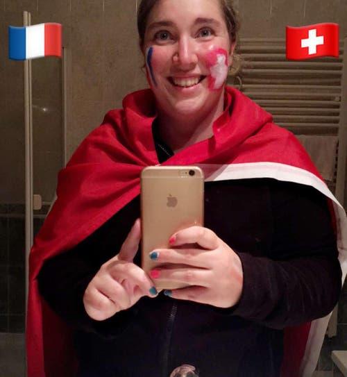 Allez La France, Allez La Suisse (Bild: Céline Bünder)
