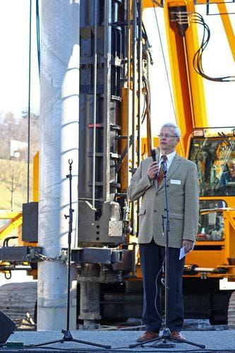 Franz Müller, Verwaltungsratspräsident der Luzerner Messe- und Ausstellungs AG. (Bild: Philipp Schmidli / Neue Luzerner Zeitung)