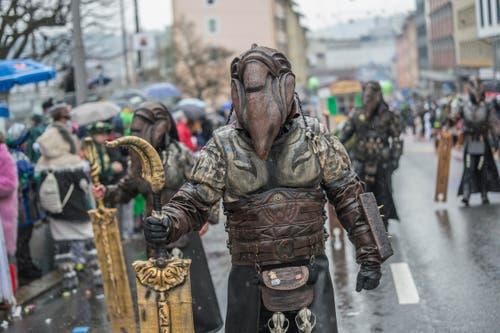 Morgoth. (Bild: Pius Amrein / LZ (Emmen, 11. Februar 2018))