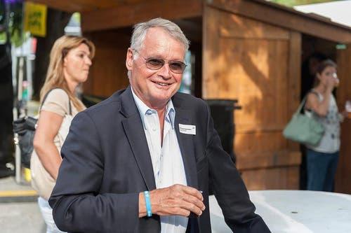 Alt Stadtrat und Stiftungsrat Urs W. Studer. (Bild: pd)