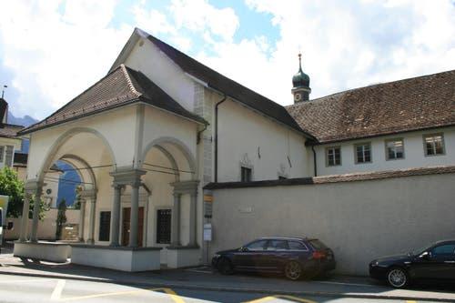 Kanton Uri: Frauenkloster St. Karl (Bild: Denkmalpflege des Kantons Uri)