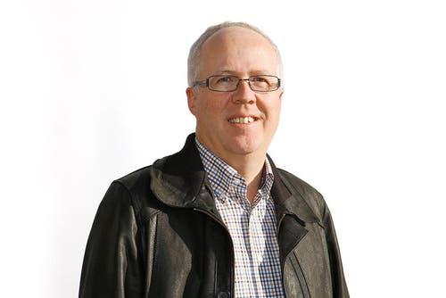 Klaus Wallimann, CVP Alpnach, bisher (Bild: PD)