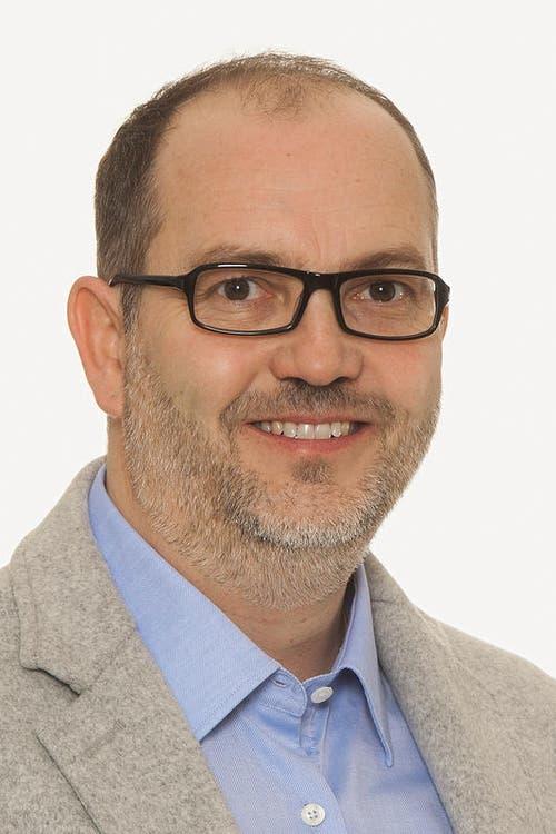 Hans-Melk Reinhard, FDP Sachseln, bisher (Bild: PD)