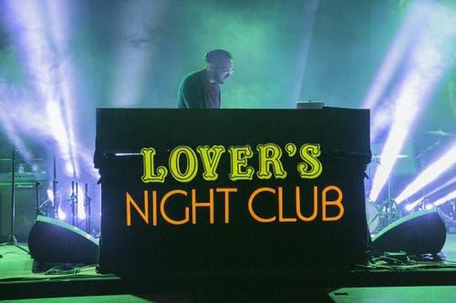 Im «Engel Club» startet jeweils das Nachtprogramm. (Bild: André A. Niederberger (Neue NZ))