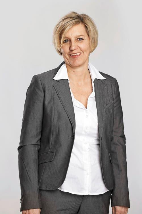 Hergiswil Gemeinderat: Christa Blättler, CVP, 47, bisher. (Bild: pd)