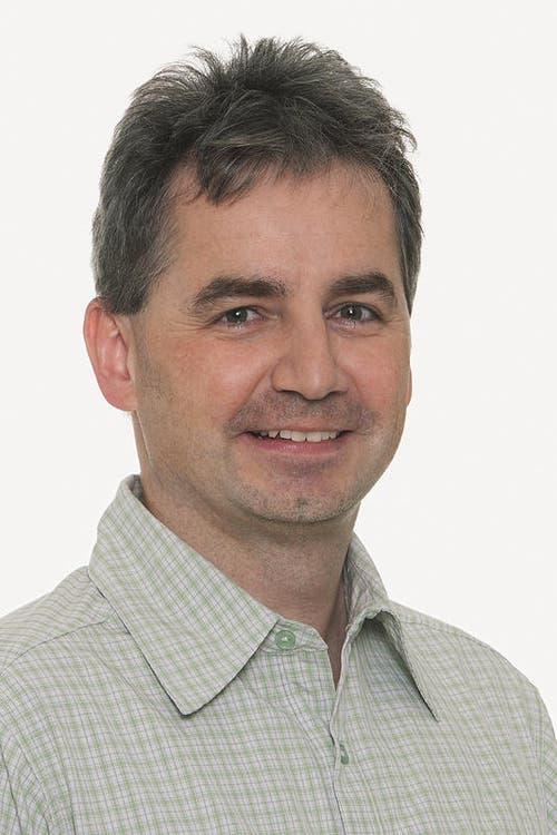 Reto Wallimann, FDP Alpnach, bisher (Bild: PD)