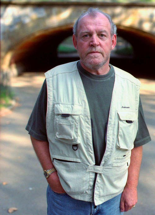Im Jahr 2000 liess sich Joe Cocker im Central Park in New York ablichten. (Bild: Keystone)