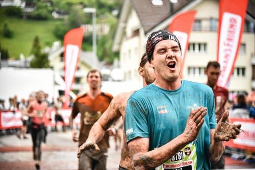 Im Ziel! (Bild: Sportograf / Colin Derks)
